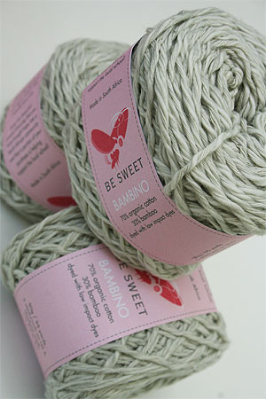 Be Sweet Bambino Yarn in clouds