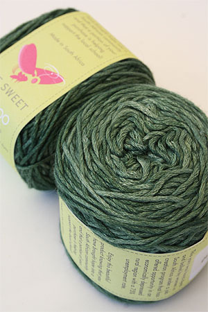 Be Sweet Bamboo Yarn in 630 Stormy Sea