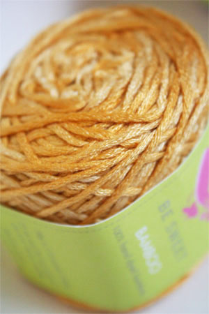 Be Sweet Bamboo Yarn in 650 Spark