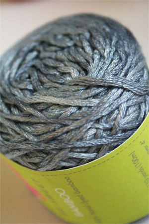 Be Sweet Bamboo Yarn in 686 Blue-Grey