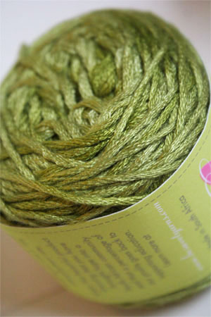 Be Sweet Bamboo Yarn in 664 Meadow