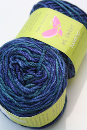 Be Sweet Bamboo Yarn in Scarab