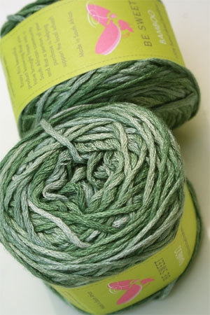 Be Sweet Bamboo Yarn in Java Jade