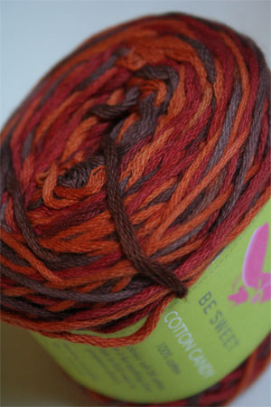 Be Sweet Cotton Candy in 19 Autumn Mix DK Cotton