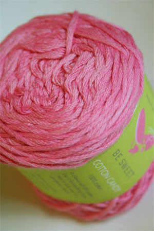 Be Sweet Cotton Candy in 521 Pink DK Cotton