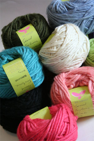 Be Sweet Good Fortune Yarn
