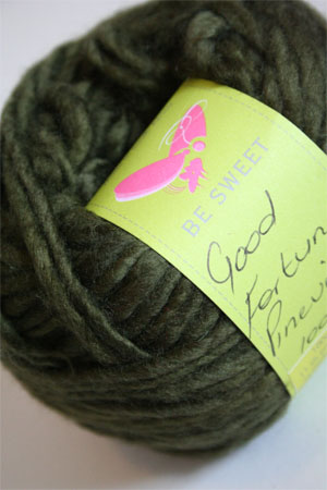 Be Sweet Good Fortune Yarn in Pine View