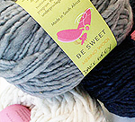 Be Sweet Handspun Merino Yarn
