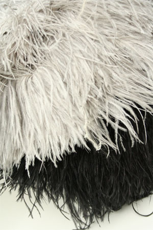Be Sweet Ostrich Feather Knitting Trim