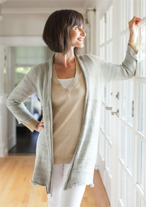 Bamboo Swing Cardigan