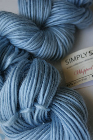 Be Sweet Simply Sweet Whipped Cre in 806 Powder Blue