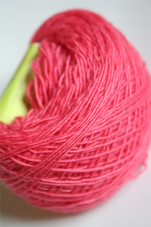 Be Sweet Skinny Yarn from Be Sweet Products 100% Skinny Knitting Yarn in Poppy