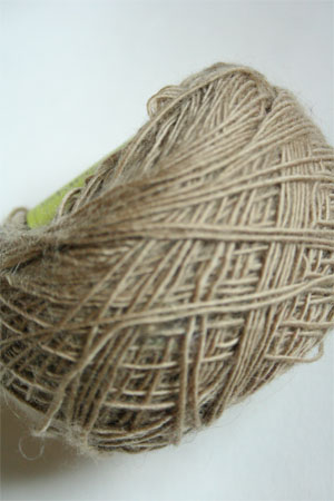 Be Sweet Skinny Yarn from Be Sweet Products 100% Skinny Knitting Yarn in Dark Camel