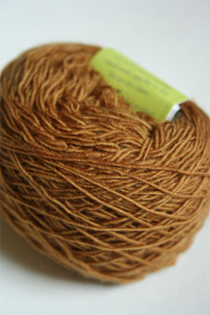 Be Sweet Skinny Yarn from Be Sweet Products 100% Skinny Knitting Yarn in Tobacco