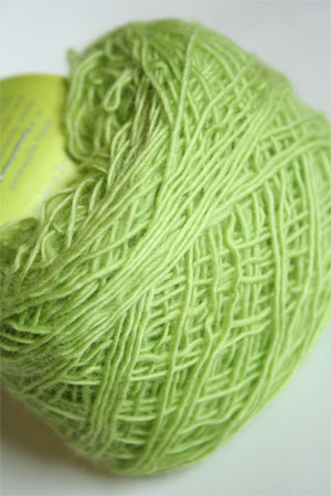 Be Sweet Skinny Yarn from Be Sweet Products 100% Skinny Knitting Yarn in Lime