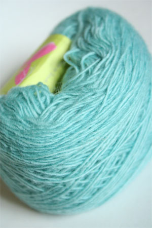 Be Sweet Skinny Yarn from Be Sweet Products 100% Skinny Knitting Yarn in Pale Green