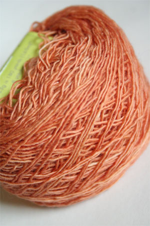 Be Sweet Skinny Yarn from Be Sweet Products 100% Skinny Knitting Yarn in Pale Rust