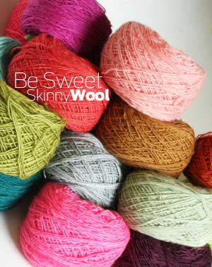 Be Sweet Skinny Yarn