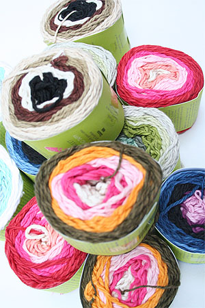 Be Sweet Bambino Taffy Yarn