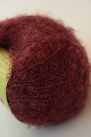 Be Sweet Extra Fine Mohair Boucle Yarn - Rose