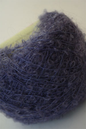 Be Sweet Extra Fine Mohair Boucle Yarn - Jacaranda