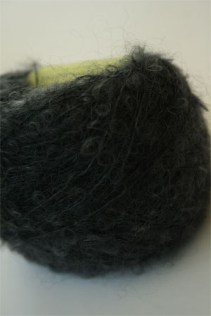 Be Sweet Extra Fine Mohair Boucle Yarn - Charcoal