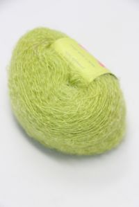 Hedghog Fibers Sock in Acid Green