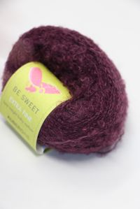 Be Sweet - Extra Fine Boucle Yarn Navy