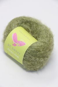 Be Sweet - Extra Fine Boucle Yarn Platinum