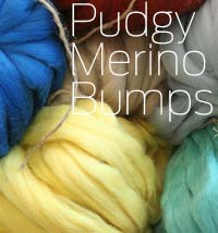 Pudgy Merino Yarn Pump