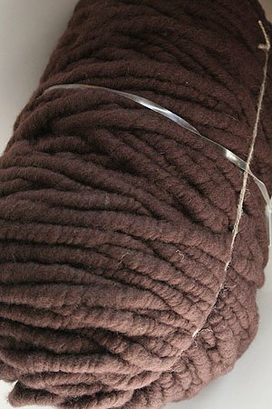 Merino Bulky Yarn in Chocolate