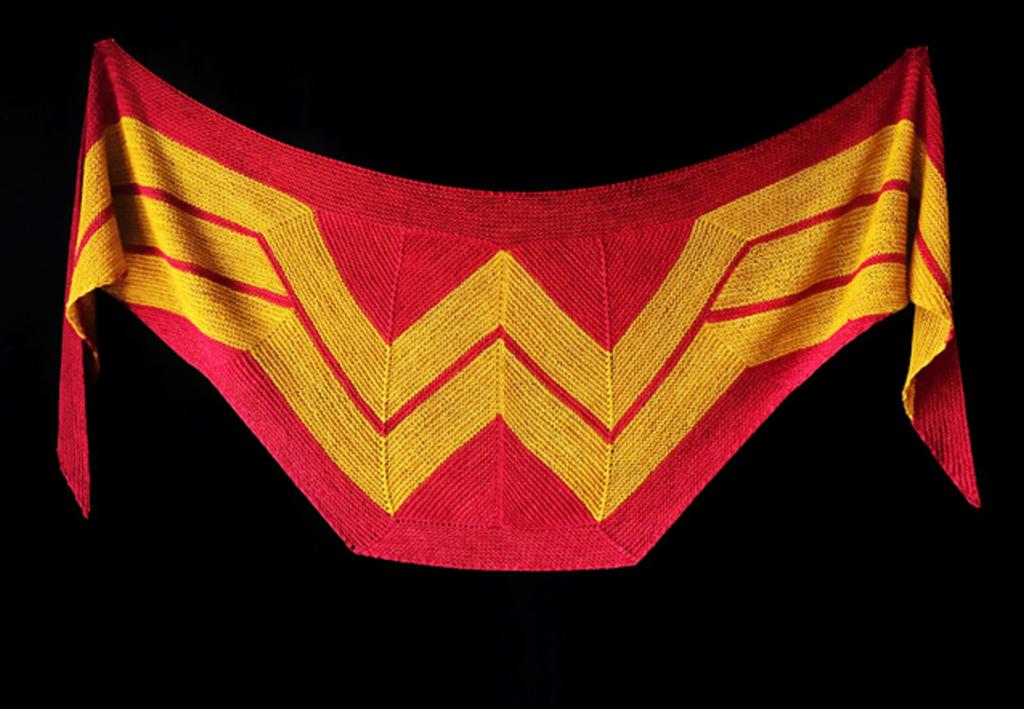 Wonder Woman Wrap
