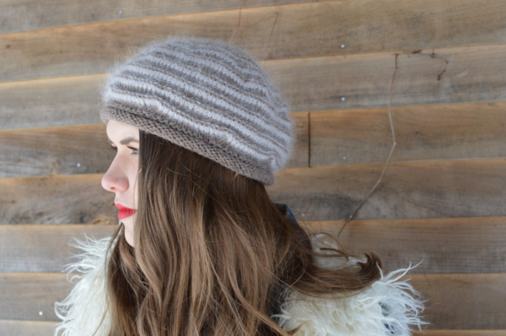 Cinnamon Loop Hat