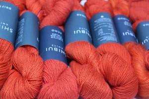 Ember - LE Color - Shibui Yarn