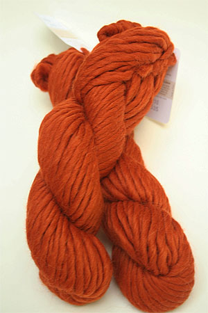 Blue Sky Alpacas Bulky Alpaca Wool Yarn in Cayenne 1216