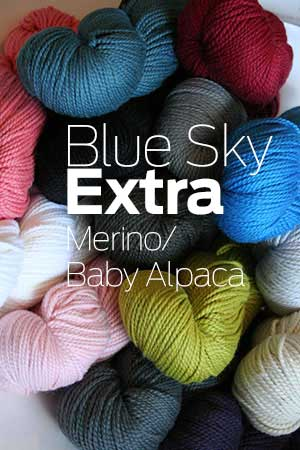 Spud & Chloe Yarn from Blue Sky Alpacas