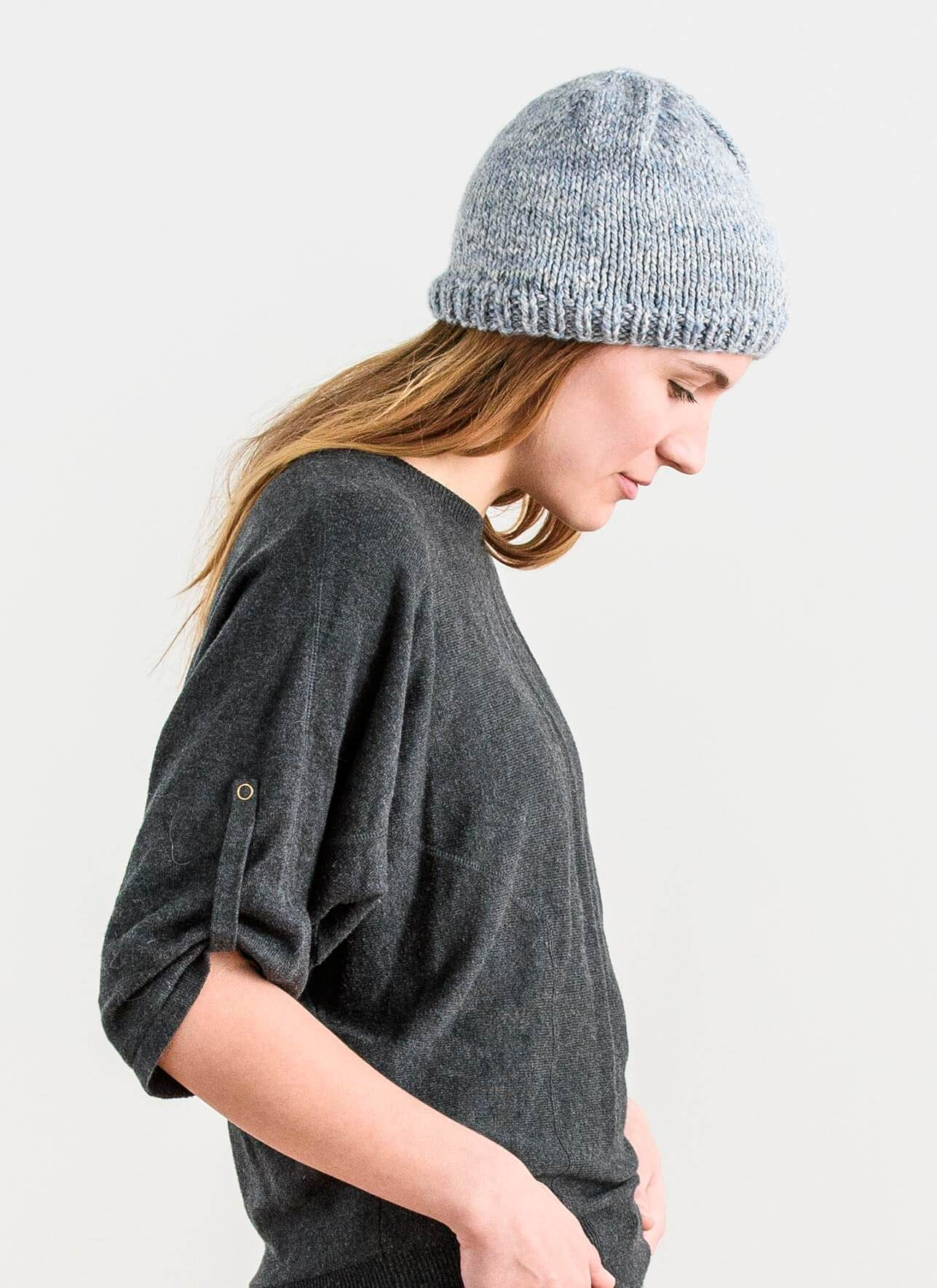 Blue Sky Knitkit - East Bethel Hat