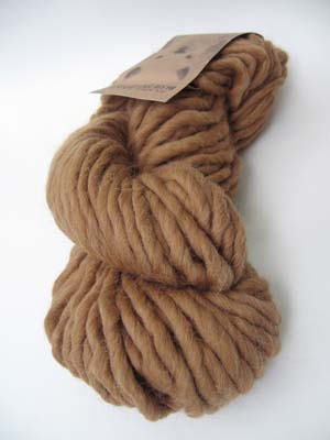Blue Sky Alpacas Bulky Natural Alpaca Wool yarn in Fawn 1005