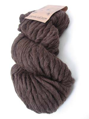Blue Sky Alpacas Bulky Natural Alpaca Wool yarn in Color 1006 Brown Bear