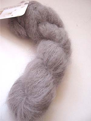 Blue Sky Brushed Suri EARL GREY 905