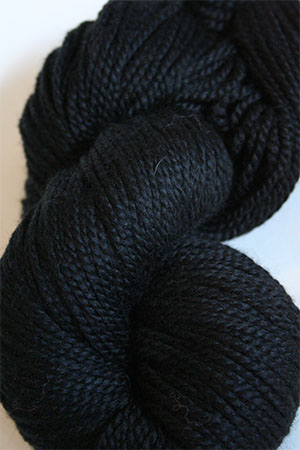 Blue Sky Alpacas Extra Yarn in Black Swan