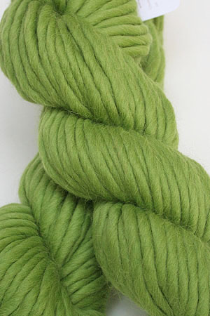 blue sky alpacas bulky alpaca yarn in 1212 Grasshopper