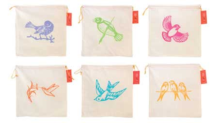 Blue Sky Pretty Cheep Project Bags