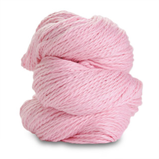 Organic cotton in Pink Parfait (642)