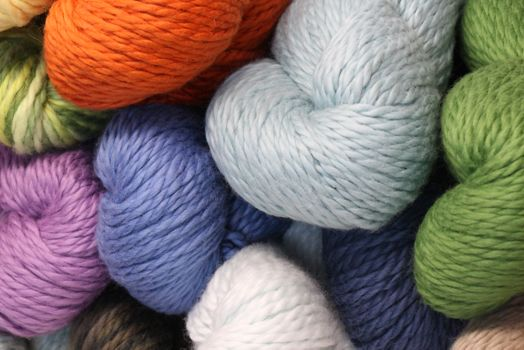 Blue Sky Worsted Organic Cotton  by Blue Sky Fibers