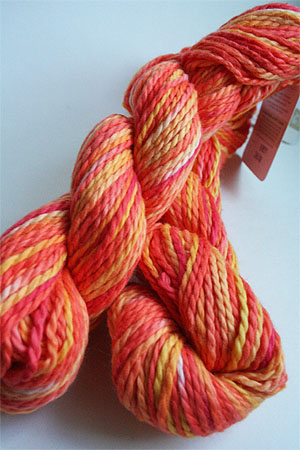 Blue Sky Alpacas Worsted Cotton in Marmalade