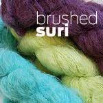 Blue Sky Alpaca Brushed Suri Yarn