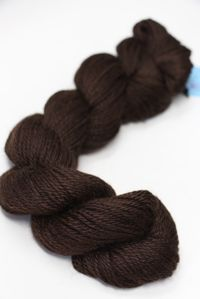 Blue Sky Alpaca Silk Chestnut