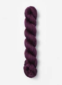 Blue Sky Alpaca Silk PLUM 128