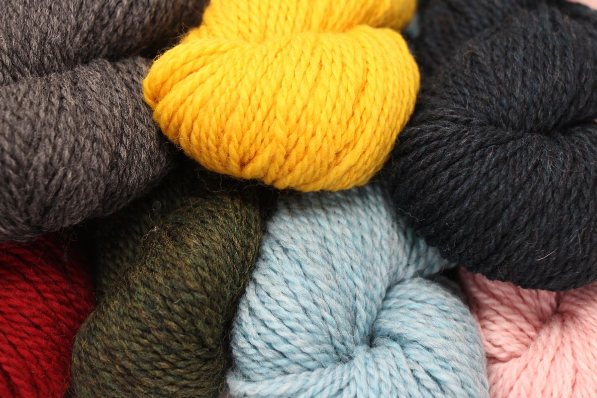 Woolstok Yarn From Blue Sky Fibers At Fabulous Yarn Com
